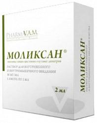 Препарат моликсан