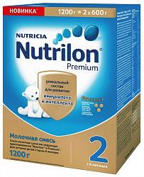 Нутриция нутрилон премиум джуниор 3 смесь молочная 1200г