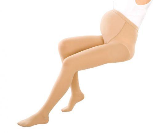 Венотекс тренд колготки компрессионные для беременных прозрачные 2кл. 2с400 s бежевый, фото №1