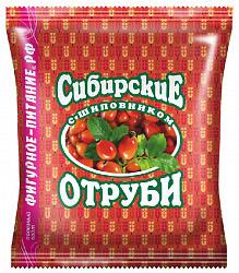 Отруби сибирские с шиповником 200г