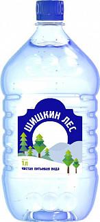 Вода мин. шишкин лес 1,0л без газа