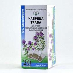 Чабрец трава 1,5г 20 шт. фильтр-пакет