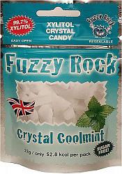 Фуззи рок кристаллы ксилитола со вкусом мяты без сахара 22г