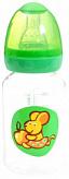 Курносики бутылочка с силиконовой соской 11123 0+ 125мл
