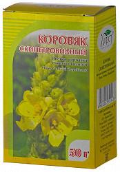 Коровяк скипетровидный цветки 50г