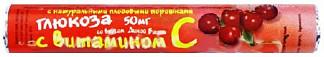 Глюкоза квадрат-с таблетки дикая вишня с плодовым порошком 18 шт.