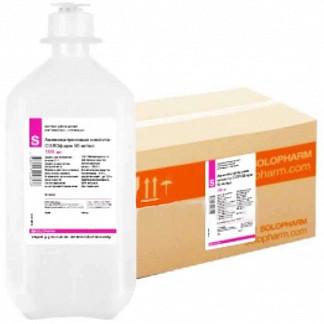 Аминокапроновая кислота-солофарм 50мг/мл 100мл 36 шт. раствор для инфузий