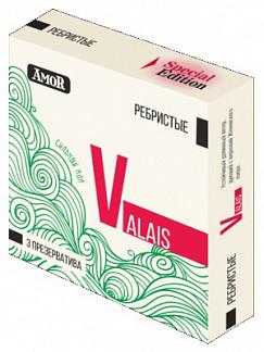 Амор презервативы ребристые вайлд дримс 3 шт.