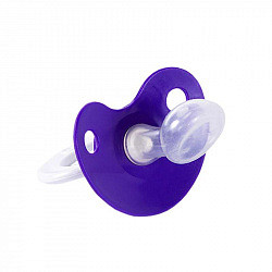 Соска-пустышка цветные сны с кольцом