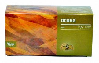 Осины кора 1,5г 20 шт. фильтр-пакет