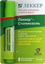 Леккер стопмозоль 3мл