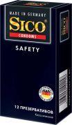Сико презервативы сафети 12 шт., фото №1