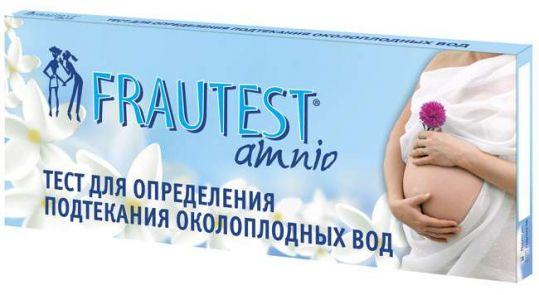 Фраутест амнио тест-прокладка для определения подтекания околоплодных вод, фото №1