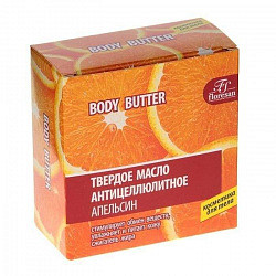 Флоресан масло твердое антицеллюлитное апельсин 100мл