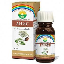 Лекус масло эфирное анис 10мл