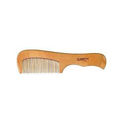 Кларетт расческа для волос деревянная с ручкой