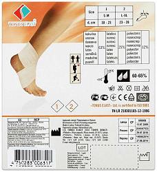 Тонус эласт бинт медицинский эластичный голеностопный арт.9610 №2