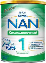 Дп нан-1 детская смесь 400г