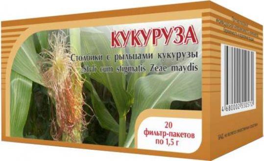 Кукурузные столбики с рыльцами 30г, фото №1