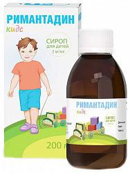 Римантадин кидс 2мг/мл 200мл сироп для детей