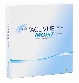 Акувью мойст линзы контактные r8,5 -4,25 90 шт.