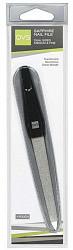 Квс пилочка для ногтей с сапфировым напылением двухсторонняя арт.10-1110