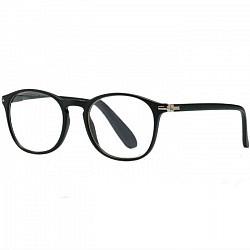 Кемнер оптикс очки корригирующие для чтения черные матовые пластик +1,0