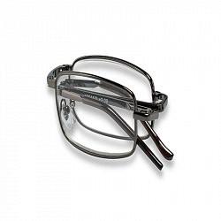Кемнер оптикс очки корригирующие для чтения складные металлические +1,0