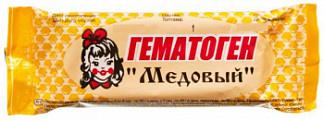 Гематоген медовый 50г