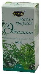 Масло эфир. эвкалипт 10мл биаск