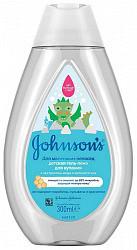 Джонсонс беби для маленьких непосед гель-пена для купания 300мл