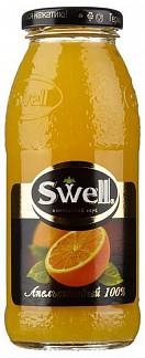 Свелл сок апельсиновый для детского питания 0.25л