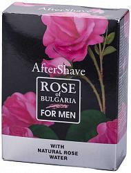 Роуз оф болгария (rose of bulgaria) лосьон после бритья для мужчин 100мл