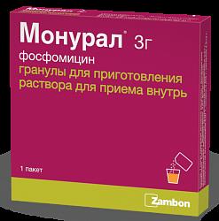 Лечение цистита у женщин препараты монурал