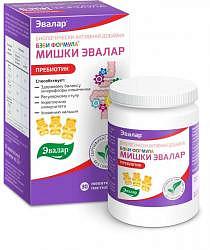 Бэби формула мишки пастилки жевательные пребиотик 30 шт.
