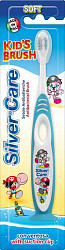 Сильвер кэа зубная щетка для детей 2-6 лет арт.664