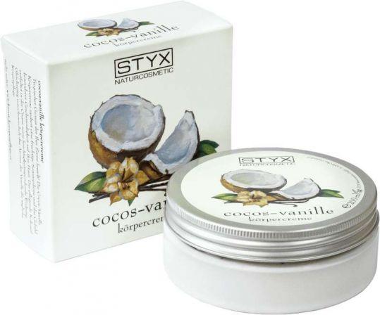 Стикс крем-духи для тела кокос/ваниль арт.18134 200мл, фото №1