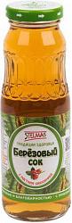 Стэлмас сок березовый с шиповником 0,25л упаковка