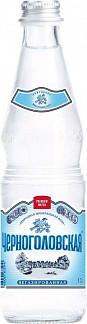 Черноголовская вода питьевая столовая н/г 0,33л стекло
