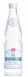 Черноголовская вода питьевая столовая слабогаз 0,33л стекло