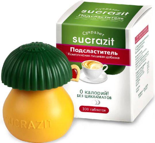 Сукразит заменитель сахара 300 шт., фото №1