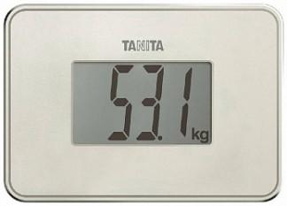 Танита (tanita) весы hd-386 электронные белый