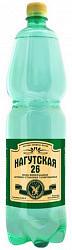 Нагутская-26 эльбрус вода минеральная 1,5л бутылка пэт.