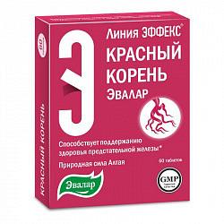 Красный корень таблетки 60 шт. эвалар