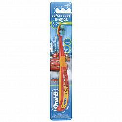 Орал-би зубная щетка детская stages 3 5-7лет мягкая