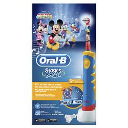 Орал-би зубная щетка электрическая mickey for kids d10.513