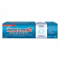 Бленд-а-мед зубная паста про эксперт здоровое отбеливание мята 100мл
