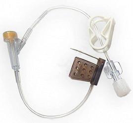 Пхс медикал набор для инфузии с удлинителем и иглой губера 20g (0,9x20мм) hn2020pi 1 шт.