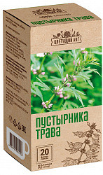 Цветущий луг трава пустырника 20 шт. фильтр-пакет