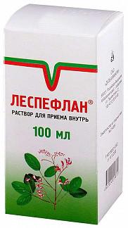 Леспефлан 100мл экстракт жидкий